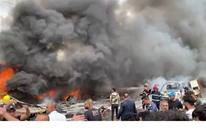 مقتل ثلاثة مدنيين وجرح آخرين بانفجار سيارة بمدينة الصدر
