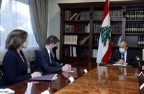 مسؤول أمريكي يلتقي عون ويعرض المساعدة بملف الحدود البحرية