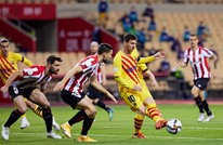 برشلونة يكتسح بلباو ويتوج بكأس الملك للمرة الـ31