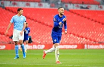 زياش يعادل رقم لاعب جزائري في بطولة كأس الاتحاد الإنجليزي