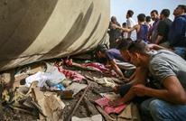 سخرية من كاتب مصري ربط حادث القطار بمسلسل عن مذبحة رابعة