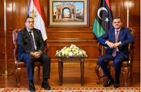 ما تداعيات نشر تسريب لقاء مغلق بين الدبيبة ونظيره المصري؟