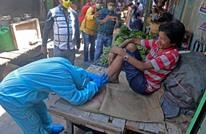 مقتل 13 مصابا بكورونا في حريق مستشفى بالهند