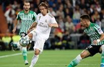 نتيجة مباراة ريال مدريد وبيتيس تخدم برشلونة والأتليتيكو