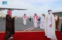 أمير قطر يتلقى دعوة من الملك سلمان لزيارة الرياض
