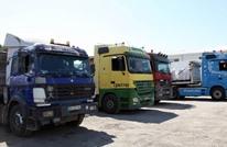 السعودية تمنع دخول مئات الشاحنات الأردنية بقرار مفاجئ