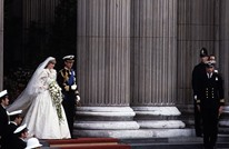 عرض فستان زفاف الأميرة ديانا لأول مرة بقصر كنسينغتون