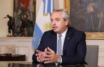 إصابة رئيس الأرجنتين بكورونا رغم تلقيه جرعتي لقاح روسي