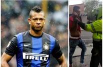 اعتقال لاعب كرة قدم بعد اعتدائه على والديه