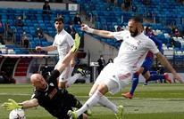 ريال مدريد يحقق فوزا ثمينا قبل مواجهة ليفربول