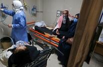 مستشفيات دمشق تكتظ بمصابي كورونا.. 100% نسبة إشغال الأسرّة