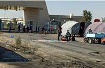 محتجون عراقيون يغلقون مصفاة الناصرية مطالبين بوظائف