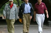دراسة: المشي يساعد مرضى الكلى في التغلب على المرض