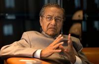 مهاتير محمد يطلب تجميد أصول رئيس وزراء ماليزيا الحالي