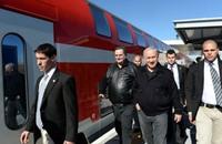صحيفة تكشف عن إنشاء قطار سريع يربط تل أبيب بحائط البراق