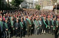 ميدل إيست آي: القضاء في مصر متواطئ مع الدولة
