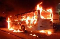 مقتل 31 طفلا في حريق حافلة بكولومبيا