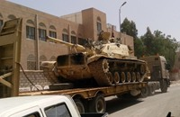 قتلى وجرحى في معارك عنيفة بين جيش اليمن والحوثيين