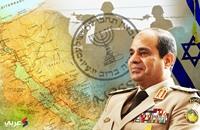 إسرائيل: السيسي يعتمد على استخباراتنا بمعارك سيناء