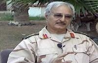 حفتر لصحيفة مصرية: لن نترك إخوانيا واحدا في ليبيا