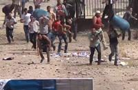 """نقابة الصحفيين المصرية تتهم الأمن بالاستعانة بـ """"البلطجية"""""""