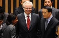 فيتو روسي صيني ينقذ الأسد من الجنائية الدولية