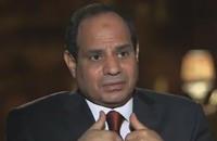 مسؤول بحملة السيسي يبرر عدم نزوله للشارع