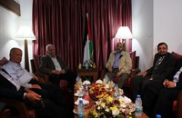 وفد فتح يصل القاهرة لبحث المصالحة مع حماس