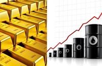 أسواق النفط تتجاهل تفاؤل الأسواق.. وارتفاع بأسعار الذهب