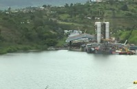 ميثان بحيرة كيفو مصدر لتوليد الطاقة (فيديو)