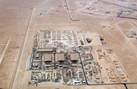 أمريكا تمدد استئجار قاعدة عسكرية في جيبوتي