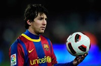 ميسي مع برشلونة مجددا بـ 20 مليون يورو سنويا
