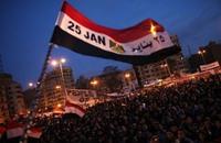 """إعلام السيسي: 25 يناير """"مؤامرة شعب"""""""