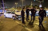 إصابة شرطي إسرائيلي في عملية دهس بالخليل