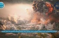 المعارضة تقتحم أحد مباني مشفى جسر الشغور بعد تفجير مفخخة