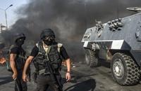 مقتل 3 متظاهرين بإحدى قرى محافظة الجيزة برصاص الأمن