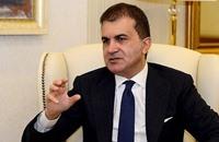 عمر جيليك: تركيا لا تنوي اقتحام سوريا بريا