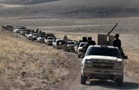 إعلام حزب الله: هجوم واسع على مواقع المسلحين بالقلمون