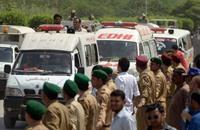مسلحون يقتلون سبعة أفراد شرطة في كراتشي بباكستان