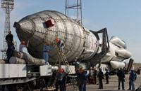 شبهة تخريب وراء تحطم صاروخ فضائي روسي