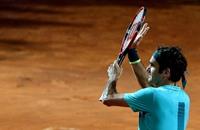 فيدرر يواجه ديوكوفيتش في نهائي بطولة روما الدولية للتنس