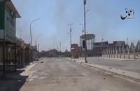 فيديو لتنظيم الدولة من الرمادي بعد السيطرة عليها (شاهد)