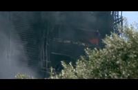 حريق بأحد الأبنية يودي بحياة 15 شخصاً في أذربيجان