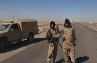 تنظيم الدولة يعزز قبضته على مساحة واسعة من سوريا