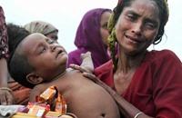 المسلمون الروهينغا يواجهون قانونا يحد من إنجابهم للأطفال