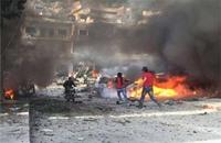 35 قتيلا في دركوش بعد قصفهم بصورايخ فراغية