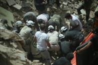 براميل النظام تقتل 45 مقاتلا من الجبهة الشامية