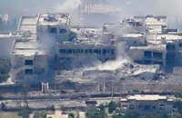 """نظام الأسد يصف فرار جنوده من جسر الشغور بـ""""الانتصار"""""""