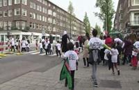"""""""التلامذة السود"""" يبحثون عن """"رفاق بيض"""" في أمستردام"""