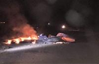 قيادي حوثي ينفي سقوط مقاتلة سعودية في صنعاء